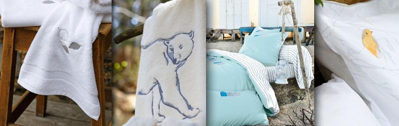 collection linge de lit sylvie thiriez Sylvie Thiriez   Linge de maison   linge de lit : housse de  collection linge de lit sylvie thiriez