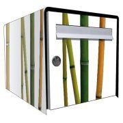 stickers bambou tous les objets de d coration sur elle maison. Black Bedroom Furniture Sets. Home Design Ideas