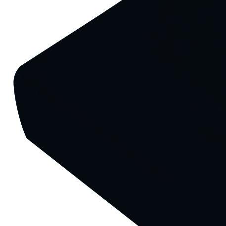 drap housse percale 200x200 Drap housse noir Bon35 cm percale 200x200   Linge de maison  drap housse percale 200x200