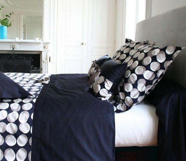 housse de couette satin ingrid b 260x240 liou. Black Bedroom Furniture Sets. Home Design Ideas