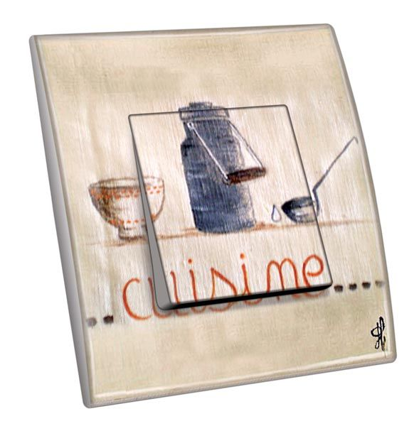 Interrupteur d cor cuisine cuisine 3 simple decorupteur for Decor cuisine simple