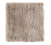 Tapis Délice polyester taupe 170x240 - Toulemonde Bochart