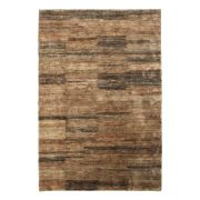Tapis Origines noué main en chanvre naturel 170x240 - Toulemonde Bochart