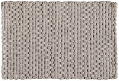 Tapis coton cordage gris 60x90 toulemonde bochart for Tapis toulemonde bochart soldes