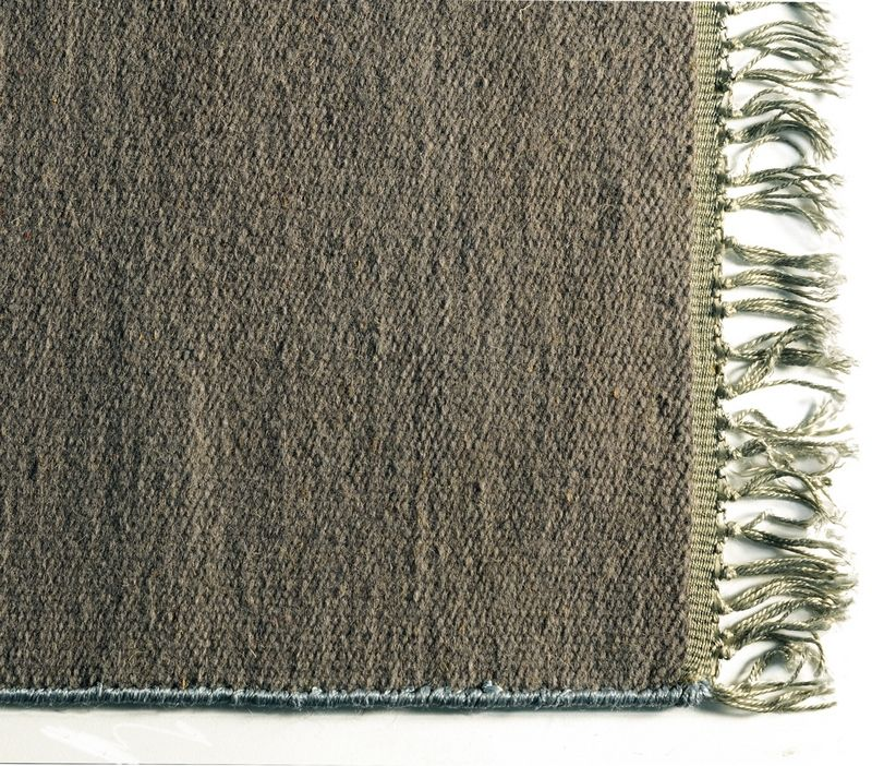 tapis laine joice gris 110x170 toulemonde bochart. Black Bedroom Furniture Sets. Home Design Ideas