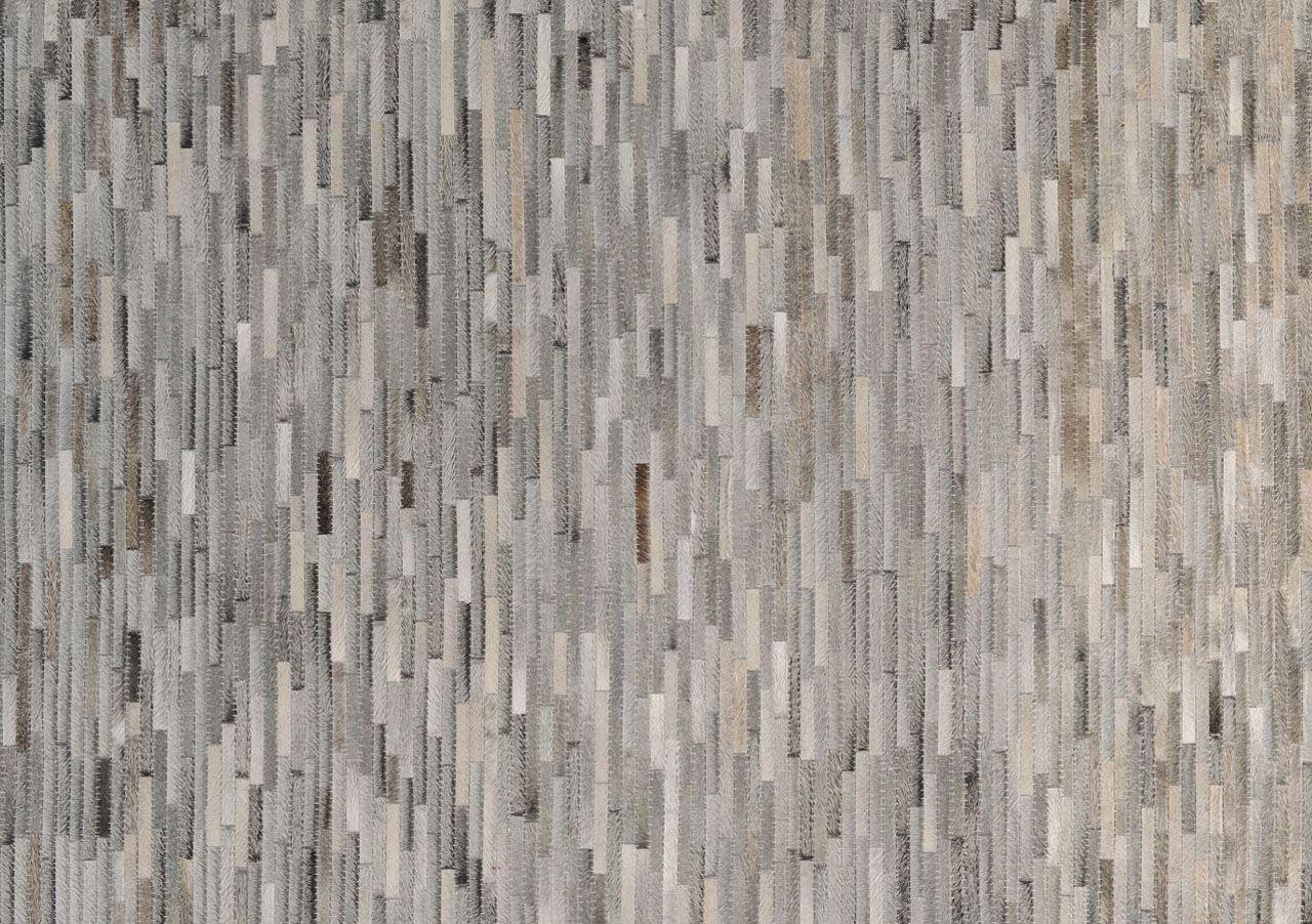 tapis peau de vache hairon gris 140x200 toulemonde bochart. Black Bedroom Furniture Sets. Home Design Ideas