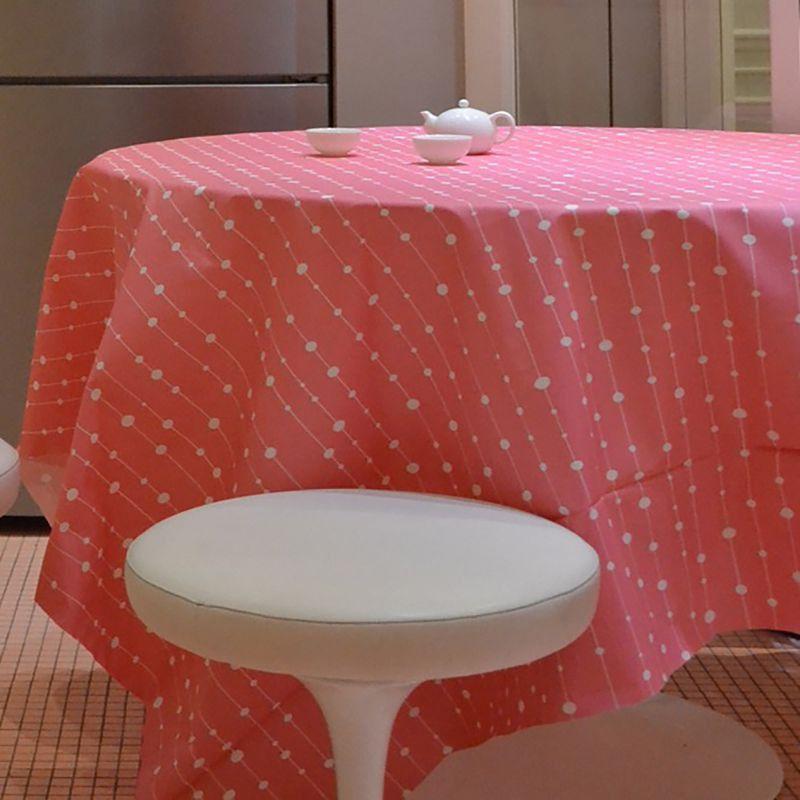 nappe enduite perle rose carr e 120x120 fleur de soleil. Black Bedroom Furniture Sets. Home Design Ideas