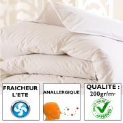 Couette Summer synthétique 140x200 - Essix Home Collection