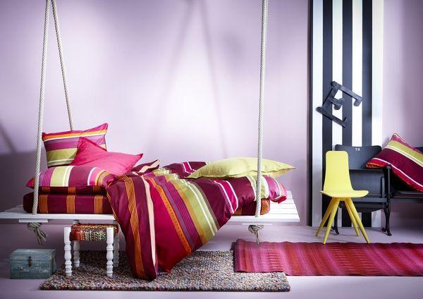 housse de couette satin de coton affinit 260x240 essix home collection. Black Bedroom Furniture Sets. Home Design Ideas