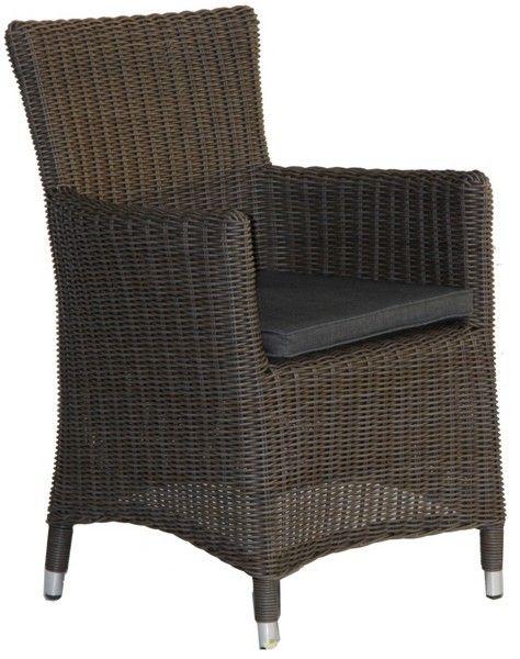 fauteuil de jardin r sine tress e palermo meubles de jardin. Black Bedroom Furniture Sets. Home Design Ideas