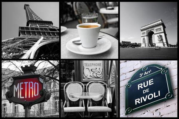 Hot celebrity pictures - Tableaux noir et blanc ...