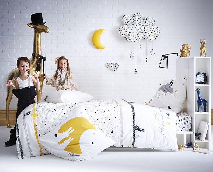 taie d 39 oreiller comme un nuage 50x70 linge de maison. Black Bedroom Furniture Sets. Home Design Ideas