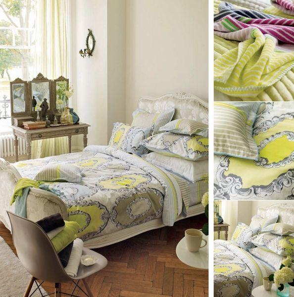 drap de lit satin de coton tistad 240x300 designers guild. Black Bedroom Furniture Sets. Home Design Ideas