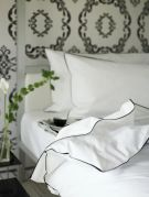 Housse de couette percale Union square 140x200 - Designers Guild