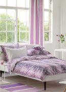 Couette violet tous les objets de d coration sur elle maison - Housse de couette baroque ...