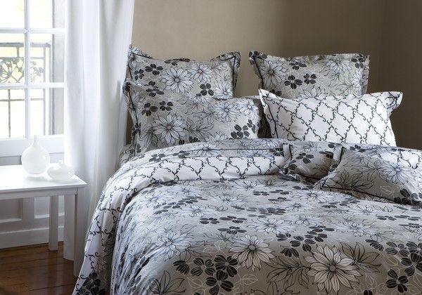 drap de lit percale fashion 180x290 linge de maison. Black Bedroom Furniture Sets. Home Design Ideas