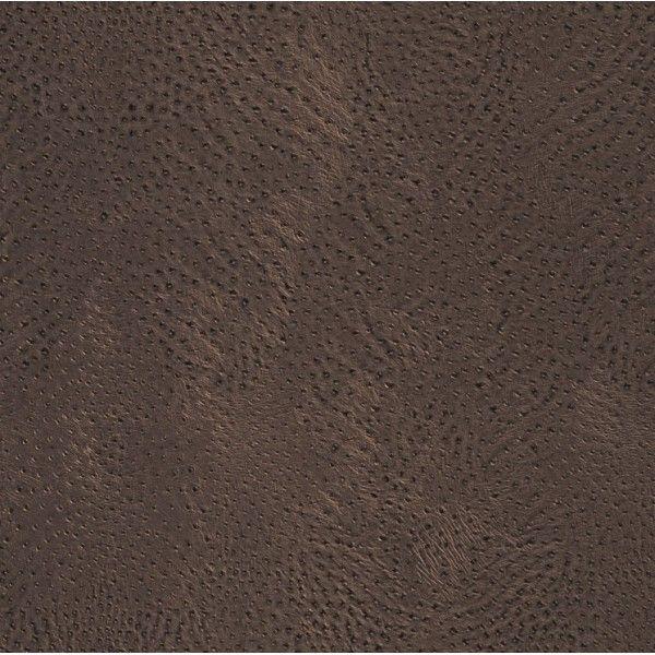 Papier peint intissé Peau d\'autruche marron cuivre - Décoration ...