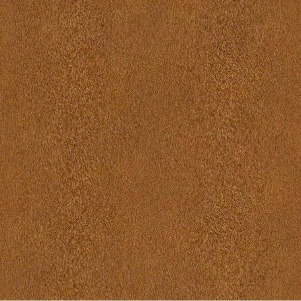 Papier peint intissé uni Peaux marron glacé - Idasy