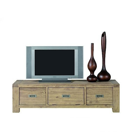 meuble tv acacia nevada 1 porte 2 tiroirs. Black Bedroom Furniture Sets. Home Design Ideas