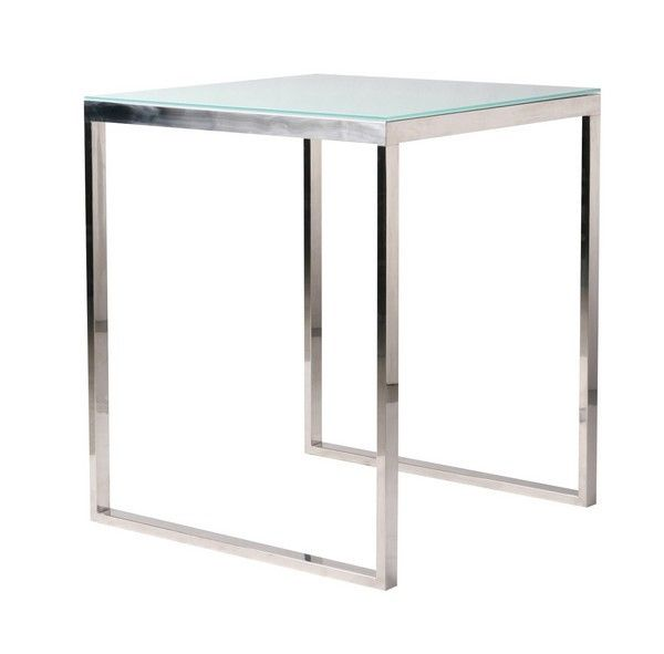 table haute design inola carr e