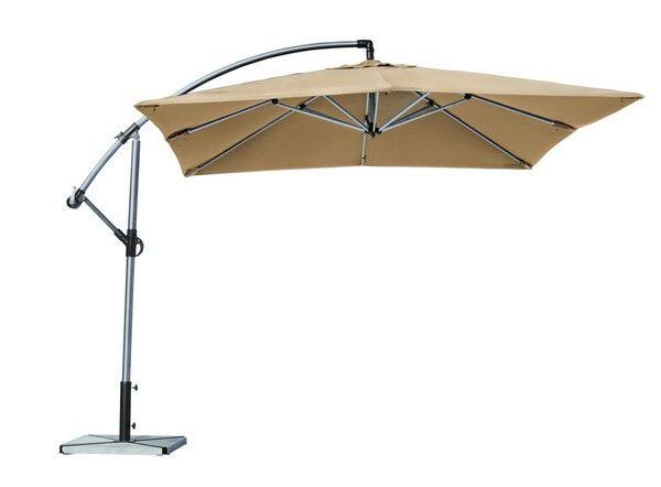 parasol de jardin. Black Bedroom Furniture Sets. Home Design Ideas