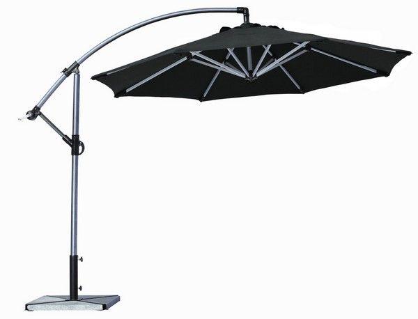 parasole deporte simple parasol dport inclinable en. Black Bedroom Furniture Sets. Home Design Ideas