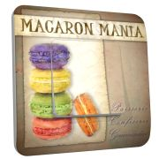 Interrupteur déco Macarons Mania simple - DKO Interrupteur