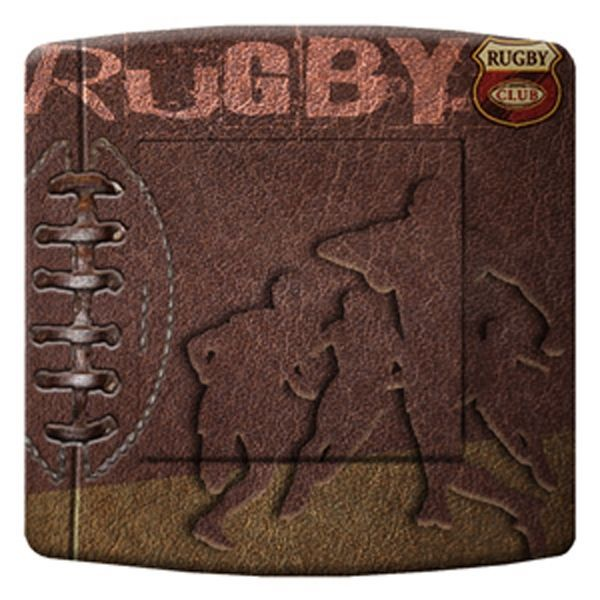 Interrupteur déco Sports / Rugby simple - DKO Interrupteur