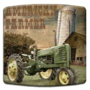 Interrupteur déco Vintage / American Farmer simple - DKO Interrupteur