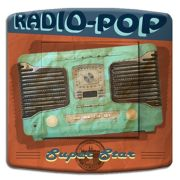 Interrupteur déco Vintage / Radio Pop simple - DKO Interrupteur