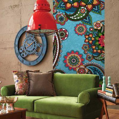 papier peint largeur unique d cor indy d coration. Black Bedroom Furniture Sets. Home Design Ideas
