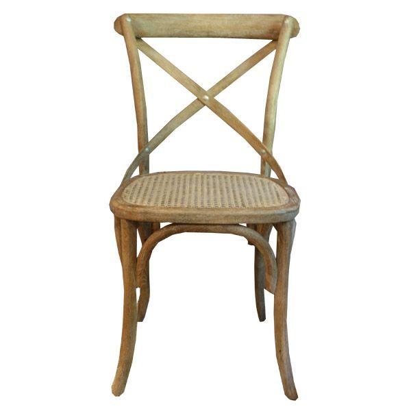 chaises bistrot. Black Bedroom Furniture Sets. Home Design Ideas