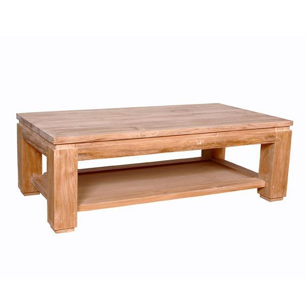 Last tweets about table basse teck - Table basse new york ...