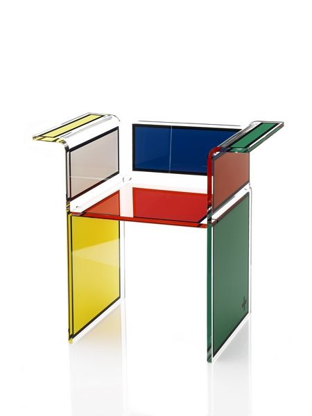 Tendance Déco : Mondrian