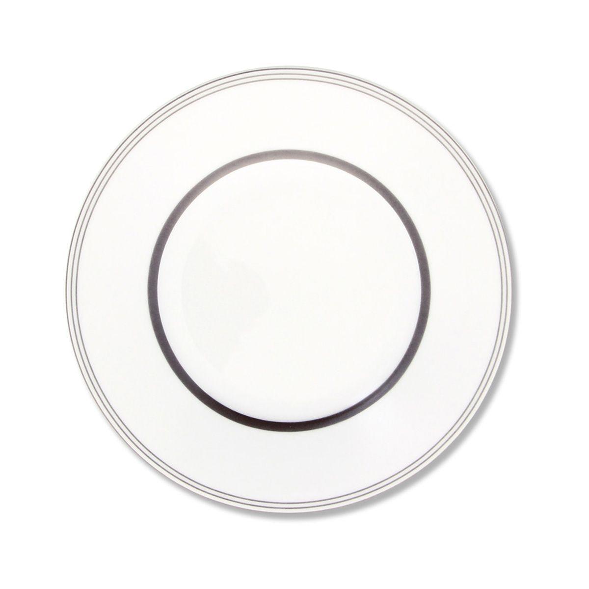 Assiette dessert en porcelaine quartet 20 5 cm bruno for Decoration a l assiette