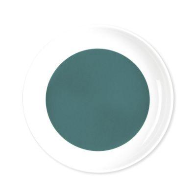 assiette dessert porcelaine louison bleu canard art de la table. Black Bedroom Furniture Sets. Home Design Ideas