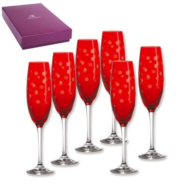 fl tes champagne f ria rouge art de la table. Black Bedroom Furniture Sets. Home Design Ideas