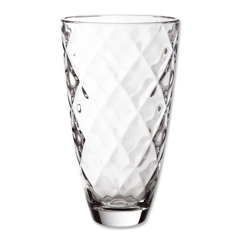 vase verre capri 30 cm d coration. Black Bedroom Furniture Sets. Home Design Ideas