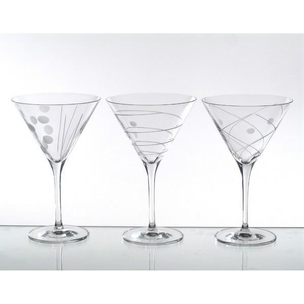 verre cocktail lut ce coffret de 6 bruno evrard cr ation. Black Bedroom Furniture Sets. Home Design Ideas