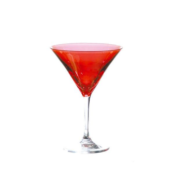 verre cocktail saga lustre rouge art de la table. Black Bedroom Furniture Sets. Home Design Ideas