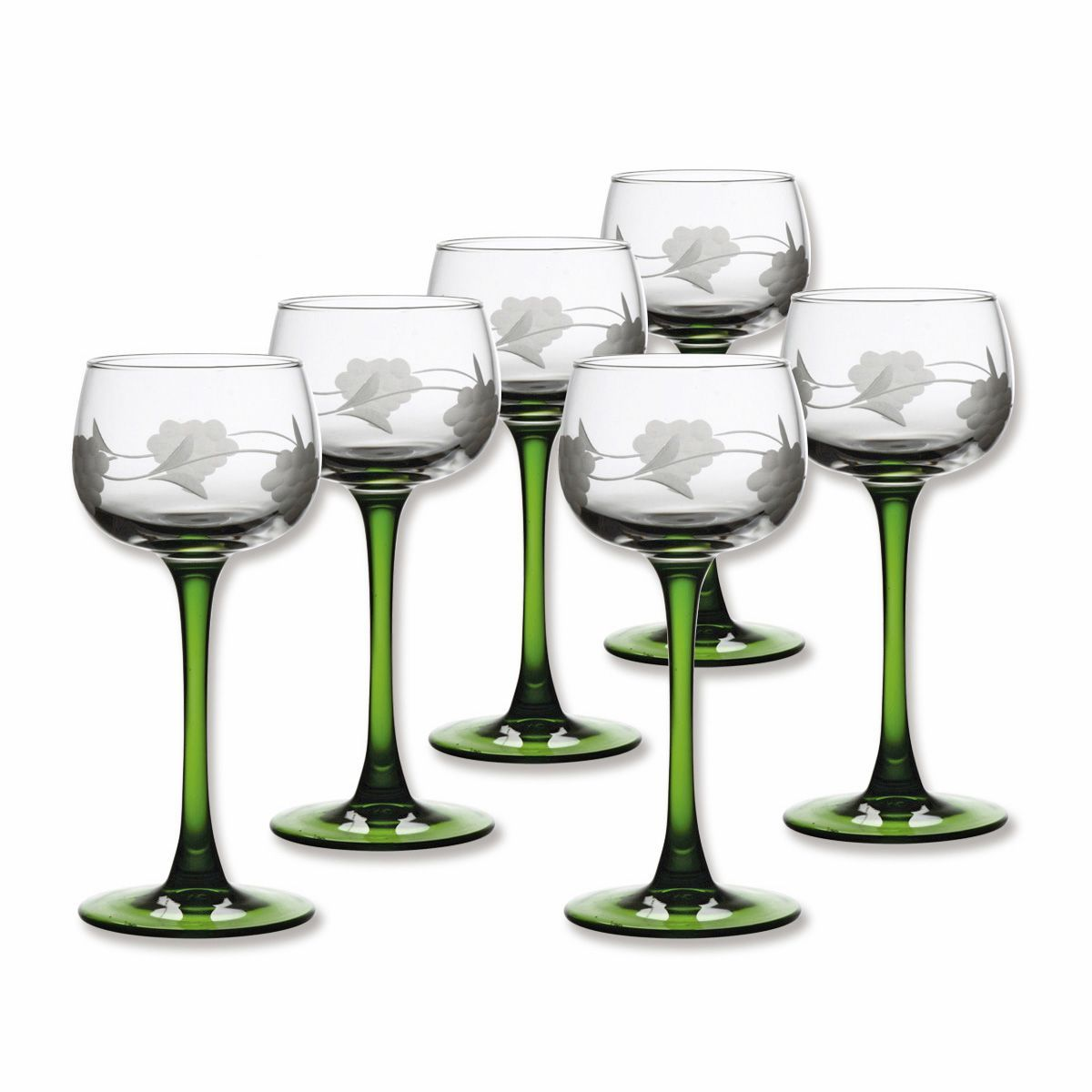 verres vin du rhin coffret de 6 bruno evrard cr ation. Black Bedroom Furniture Sets. Home Design Ideas