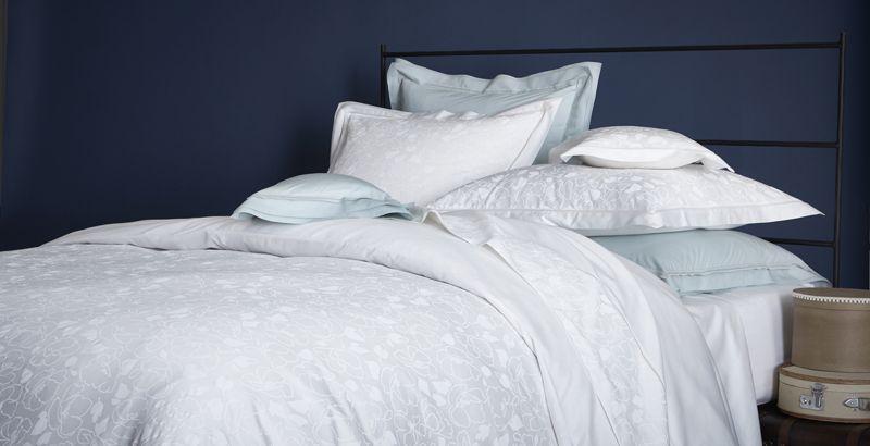 housse de couette satin chim re soie 140x200 linge de maison. Black Bedroom Furniture Sets. Home Design Ideas