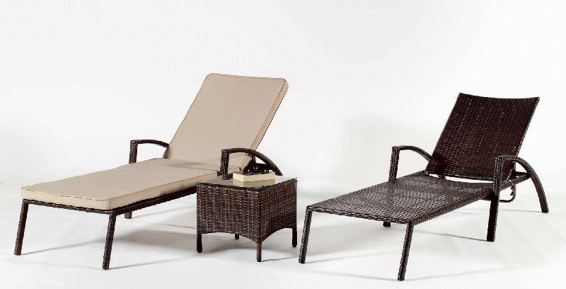 bain de soleil en resine tressee marron obtenez des. Black Bedroom Furniture Sets. Home Design Ideas