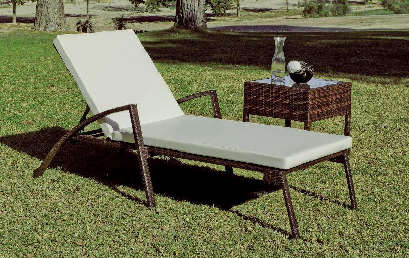 bain de soleil h v a denia r sine tress e marron coussin. Black Bedroom Furniture Sets. Home Design Ideas