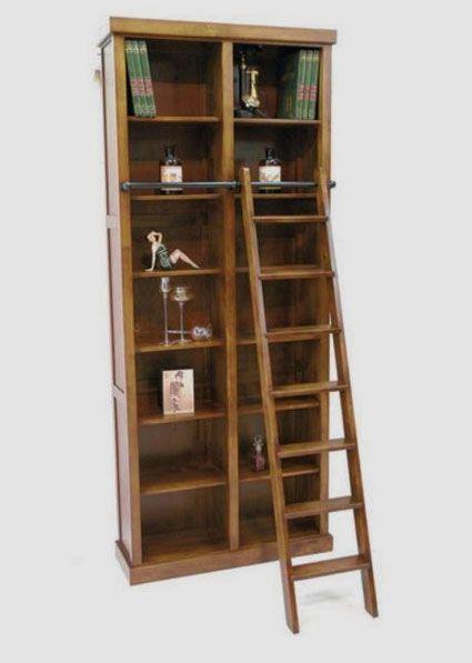 biblioth que h v a avec chelle. Black Bedroom Furniture Sets. Home Design Ideas