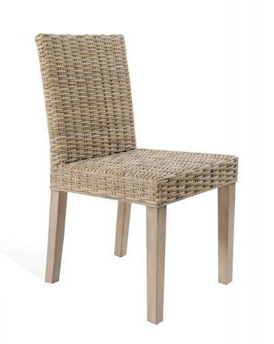 chaise kubu tress madura dos bas. Black Bedroom Furniture Sets. Home Design Ideas