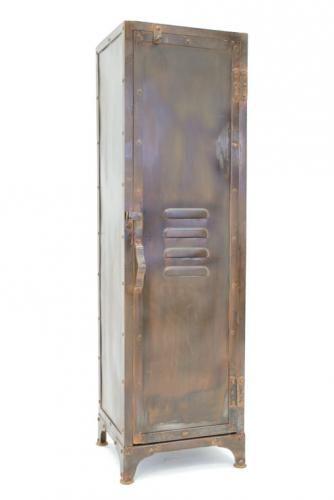 colonne casier industriel. Black Bedroom Furniture Sets. Home Design Ideas