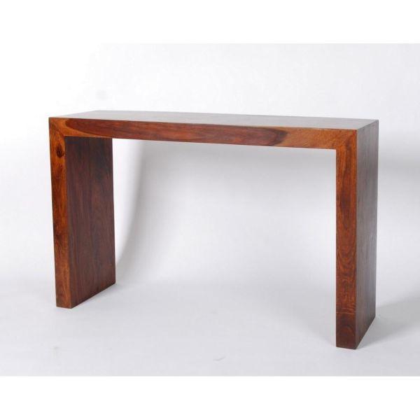 console palissandre de couloir mobilier. Black Bedroom Furniture Sets. Home Design Ideas
