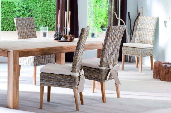 coussin de chaise esther. Black Bedroom Furniture Sets. Home Design Ideas