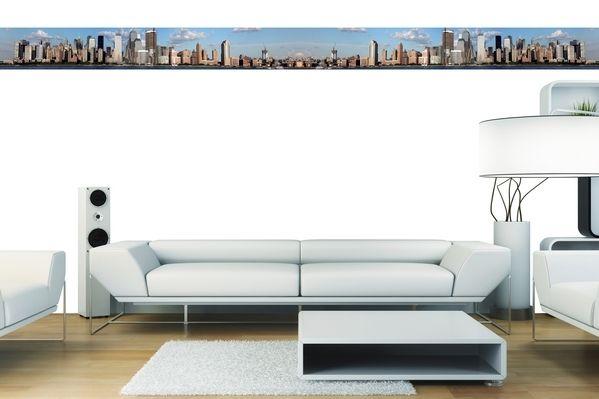 Frise Adh Sive New York De Jour 13 25x500